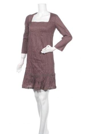 Φόρεμα Rick Cardona, Μέγεθος XS, Χρώμα Καφέ, Βαμβάκι, Τιμή 10,13€