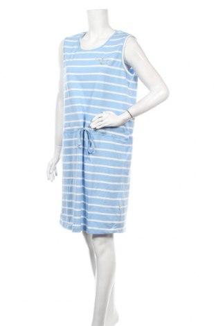 Φόρεμα Roadsign, Μέγεθος L, Χρώμα Μπλέ, 50% βαμβάκι, 50% πολυεστέρας, Τιμή 12,86€