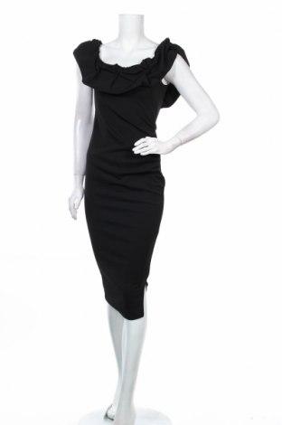 Φόρεμα Top Fashion, Μέγεθος S, Χρώμα Μαύρο, Τιμή 5,44€
