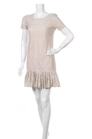 Φόρεμα Top Secret, Μέγεθος S, Χρώμα  Μπέζ, 70% βαμβάκι, 30% πολυαμίδη, Τιμή 10,18€