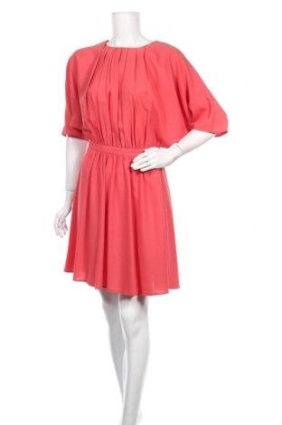 Rochie United Colors Of Benetton, Mărime XS, Culoare Roșu, Poliester, Preț 114,18 Lei