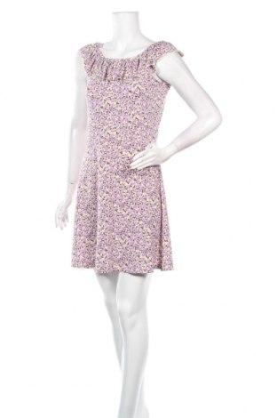 Рокля Vero Moda, Размер M, Цвят Многоцветен, 98% полиестер, 2% еластан, Цена 15,18лв.