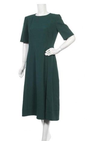 Φόρεμα Warehouse, Μέγεθος L, Χρώμα Πράσινο, 93% πολυεστέρας, 7% ελαστάνη, Τιμή 19,73€