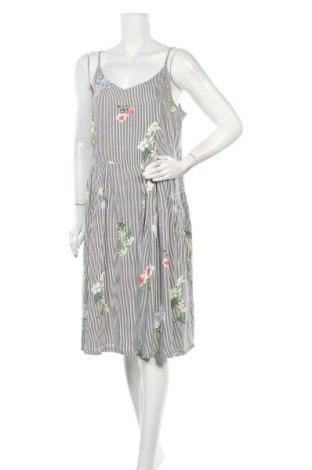Φόρεμα Yumi, Μέγεθος XL, Χρώμα Μαύρο, 100% βισκόζη, Τιμή 33,82€