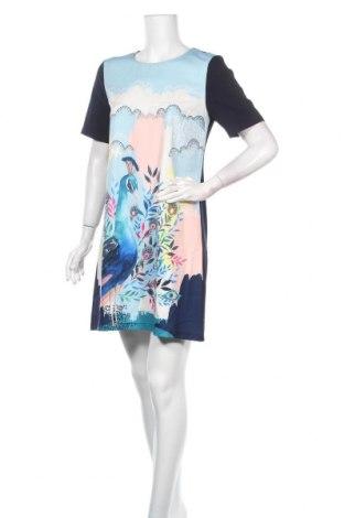 Φόρεμα Yumi, Μέγεθος M, Χρώμα Πολύχρωμο, 92% πολυεστέρας, 8% ελαστάνη, Τιμή 24,33€