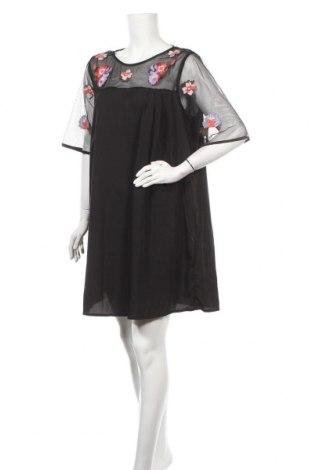 Φόρεμα Yumi, Μέγεθος L, Χρώμα Μαύρο, Πολυεστέρας, Τιμή 28,46€