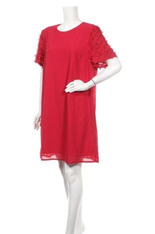 Φόρεμα Yumi, Μέγεθος XL, Χρώμα Κόκκινο, Πολυεστέρας, Τιμή 32,58€