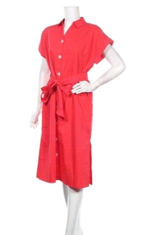 Φόρεμα Yumi, Μέγεθος XL, Χρώμα Κόκκινο, Πολυεστέρας, Τιμή 24,33€