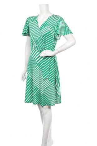 Šaty  Yumi, Velikost L, Barva Zelená, Polyester, Cena  342,00Kč
