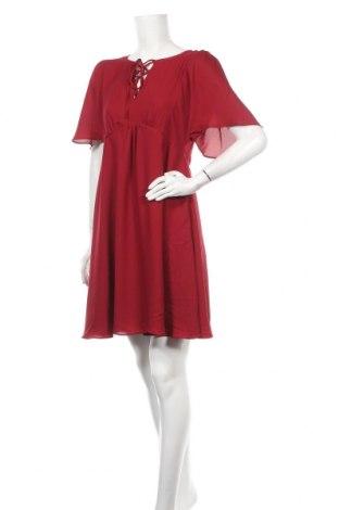 Рокля Zapa, Размер S, Цвят Червен, Полиестер, Цена 103,60лв.