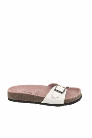 Pantofle LPB Les P'tites Bombes, Velikost 35, Barva Bílá, Eko kůže, Cena  341,00Kč