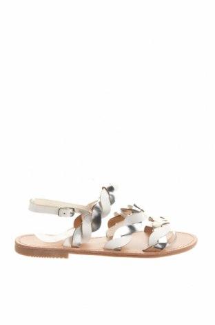 Sandály Rue Princesse, Velikost 38, Barva Bílá, Eko kůže, Cena  263,00Kč