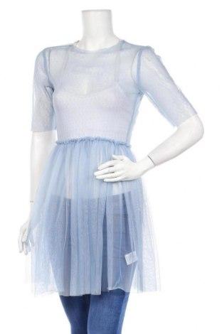 Τουνίκ Glamorous, Μέγεθος S, Χρώμα Μπλέ, Πολυαμίδη, Τιμή 20,10€