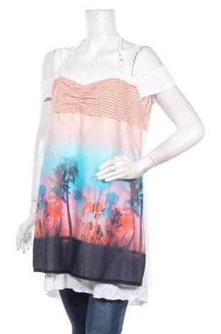 Tunică La Mode Est A Vous, Mărime XL, Culoare Multicolor, 95% viscoză, 5% elastan, Preț 42,76 Lei