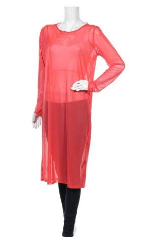 Туника Monki, Размер L, Цвят Червен, 95% полиестер, 5% еластан, Цена 25,94лв.