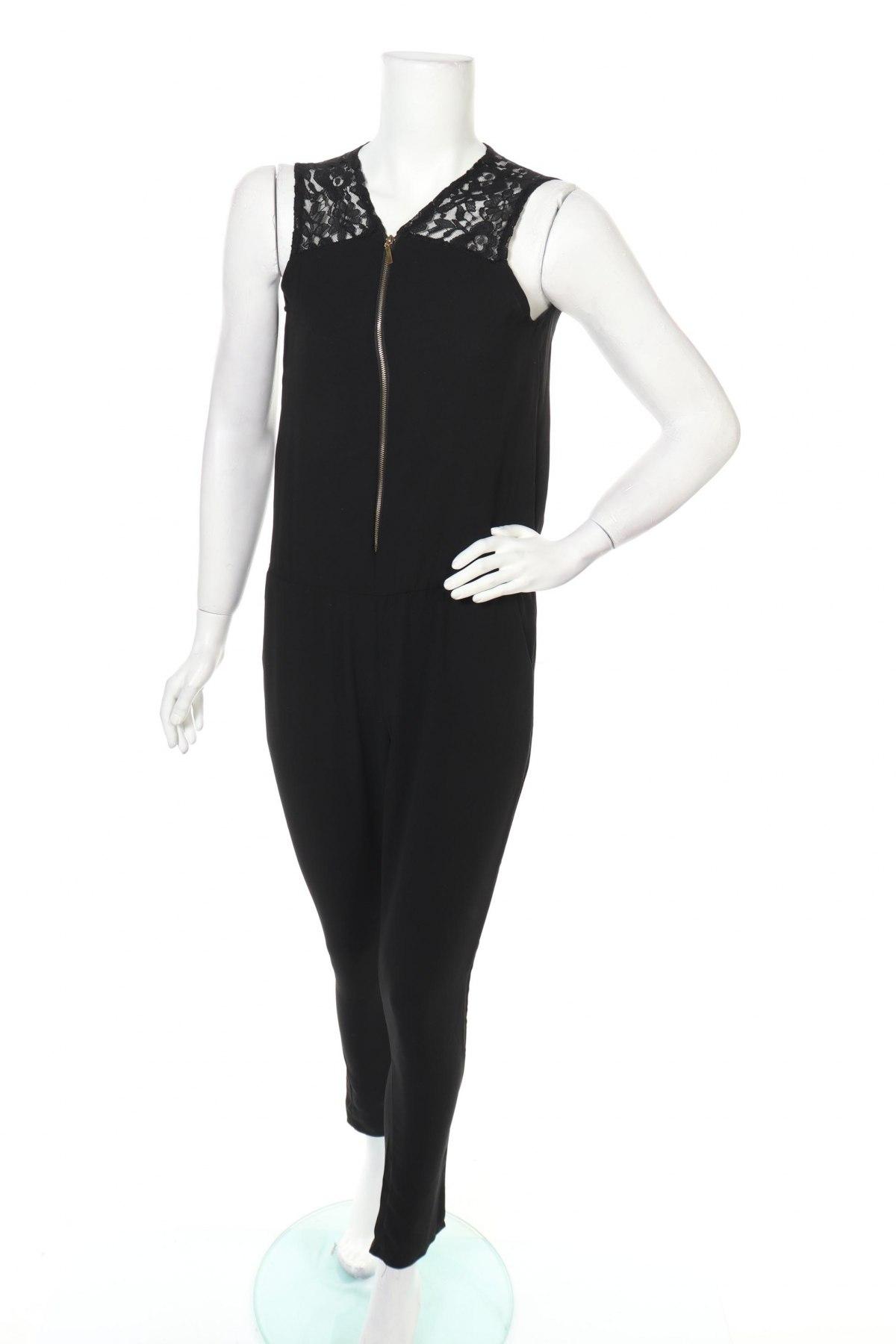 Γυναικεία σαλοπέτα La Petite Parisienne, Μέγεθος S, Χρώμα Μαύρο, Πολυεστέρας, Τιμή 12,04€