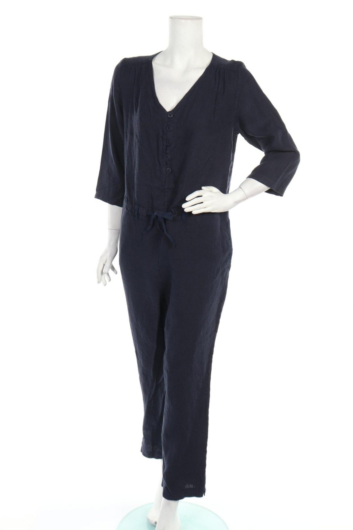 Γυναικεία σαλοπέτα Le Phare De La Baleine, Μέγεθος M, Χρώμα Μπλέ, Τιμή 34,56€