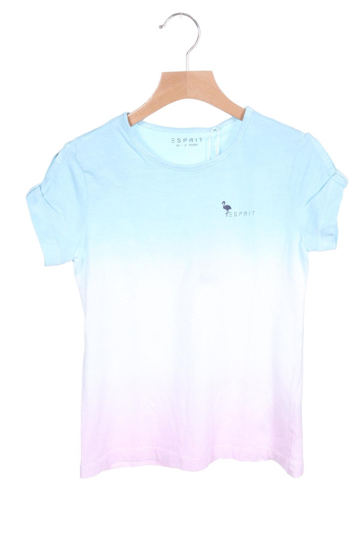 Παιδική μπλούζα Esprit, Μέγεθος 8-9y/ 134-140 εκ., Χρώμα Πολύχρωμο, Βαμβάκι, Τιμή 13,07€