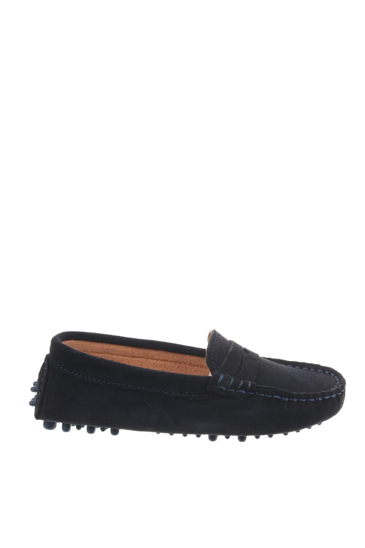 Παιδικά παπούτσια John Scott, Μέγεθος 29, Χρώμα Μπλέ, Φυσικό σουέτ, Τιμή 27,60€