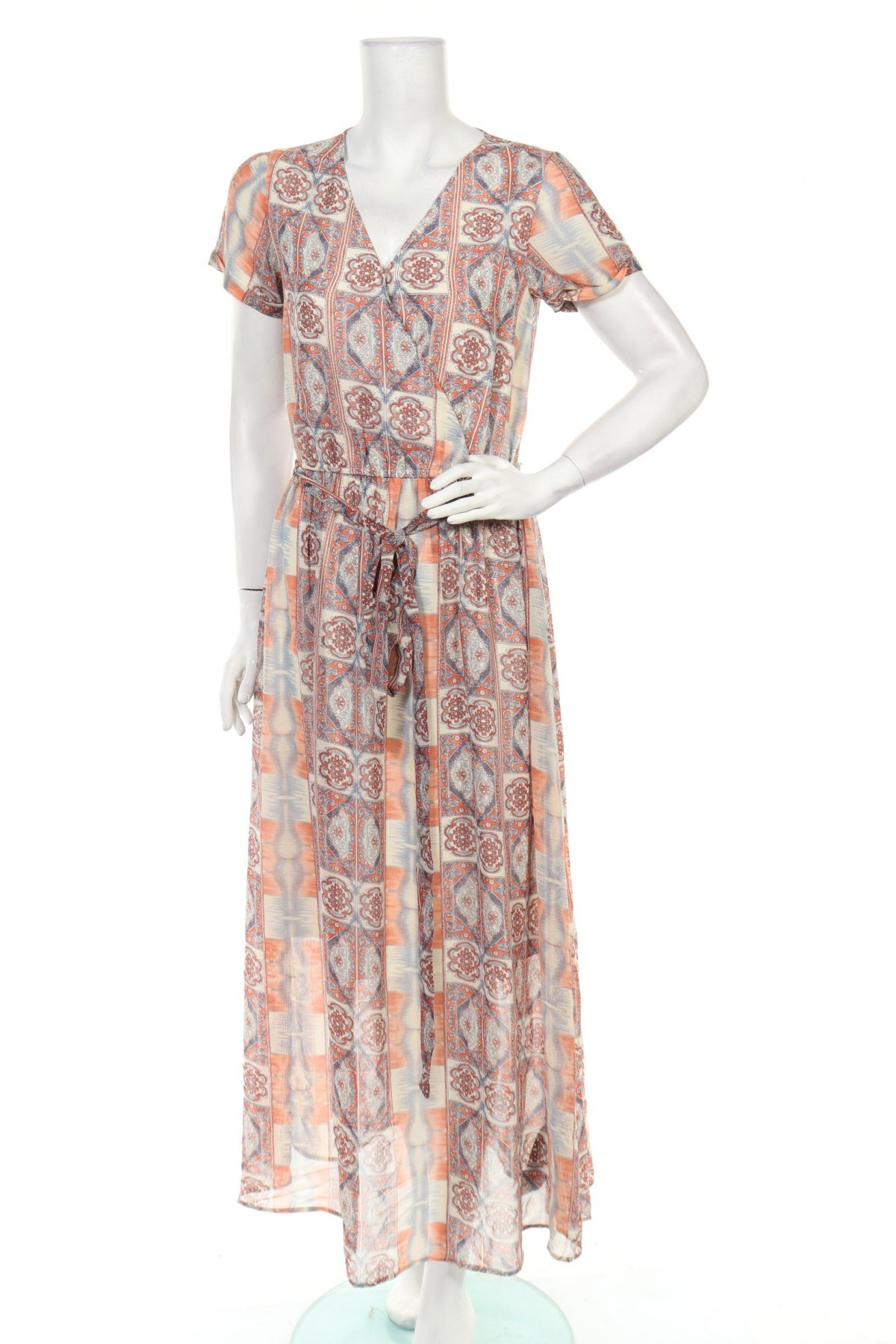 Φόρεμα Le Temps Des Cerises, Μέγεθος M, Χρώμα Πολύχρωμο, Πολυεστέρας, Τιμή 31,70€