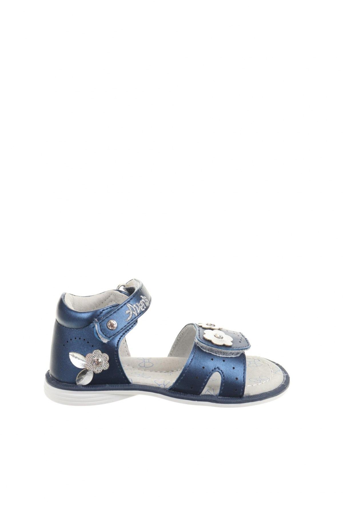 Παιδικά σανδάλια Balducci, Μέγεθος 21, Χρώμα Μπλέ, Δερματίνη, Τιμή 16,89€