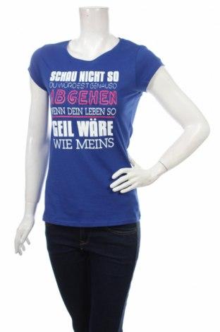 Damski T-shirt Blind Date