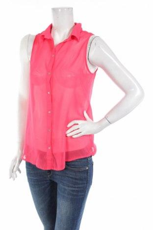 Дамска риза Bella Ragazza, Размер M, Цвят Розов, Цена 3,75лв.