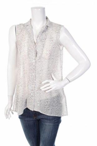 Дамска риза H&M, Размер M, Цвят Многоцветен, 100% полиестер, Цена 4,00лв.