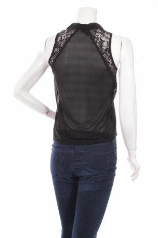 Γυναικείο πουκάμισο H&M Divided, Μέγεθος XS, Χρώμα Μαύρο, Τιμή 11,34€