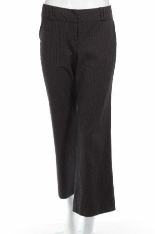 Дамски панталон New York & Company, Размер S, Цвят Черен, 76% полиестер, 18% вискоза, 6% еластан, Цена 10,16лв.