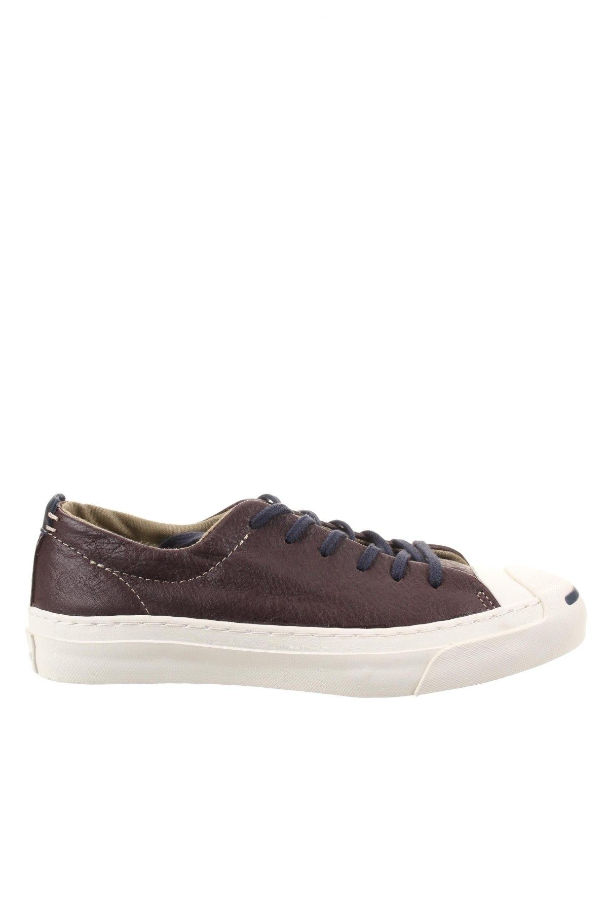 Обувки Converse, Размер 36, Цвят Кафяв, Естествена кожа, Цена 101,40лв.