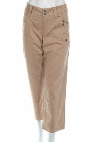 Дамски панталон Basler, Размер M, Цвят Бежов, 98% памук, 2% еластан, Цена 9,66лв.