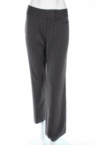 Дамски панталон Loft By Ann Taylor, Размер S, Цвят Сив, 48% полиестер, 48% вискоза, 6% еластан, Цена 10,25лв.