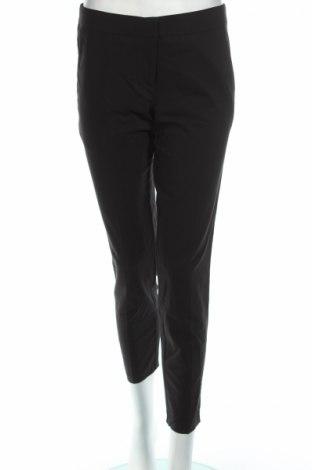 Pantaloni de femei Maiocci, Mărime M, Culoare Negru, 63% bumbac, 32% poliester, 5% elastan, Preț 58,82 Lei