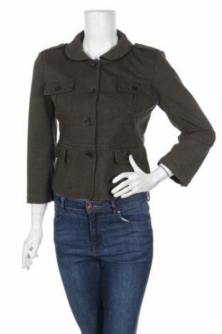 Дамско сако Aspesi, Размер M, Цвят Зелен, 100% памук, Цена 11,96лв.