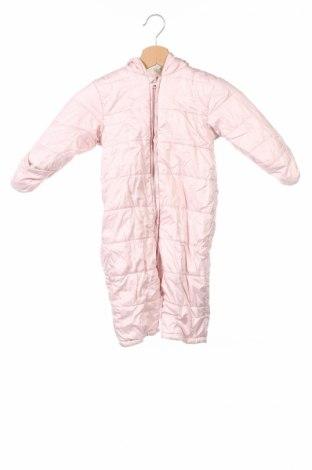 Dětská kombinéza pro zimní sporty  Old Navy, Rozměr 18-24m/ 86-98 cm, Barva Růžová, Polyester, Cena  671,00Kč