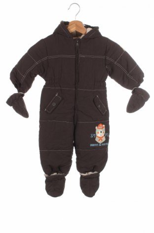Детски космонавт Baby Club, Размер 9-12m/ 74-80 см, Цвят Кафяв, Полиестер, Цена 39,20лв.