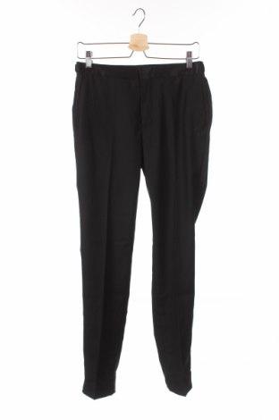Мъжки панталон Pier One, Размер S, Цвят Черен, 80% полиестер, 20% вискоза, Цена 11,96лв.