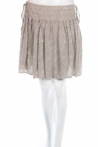 Пола H&M, Размер M, Цвят Бял, Вискоза, Цена 5,30лв.