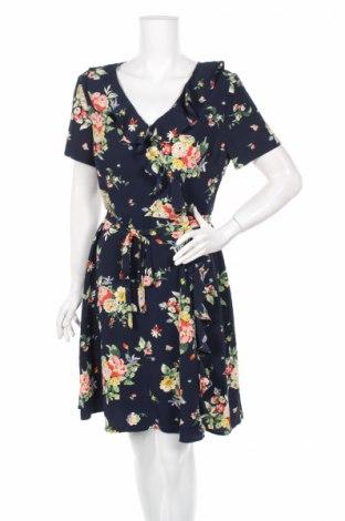 Šaty  Dorothy Perkins, Rozměr L, Barva Modrá, Polyester, Cena  419,00Kč