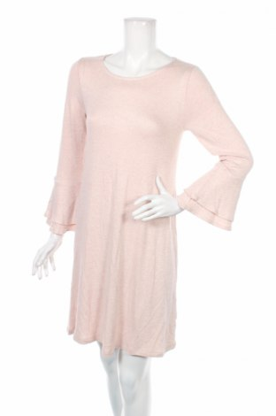 Φόρεμα Yessica, Μέγεθος S, Χρώμα Ρόζ , 80% βισκόζη, 18% πολυαμίδη, 2% ελαστάνη, Τιμή 8,84€