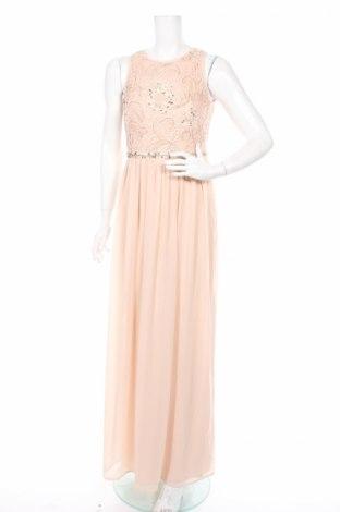 Φόρεμα Young Couture, Μέγεθος S, Χρώμα Ρόζ , Πολυεστέρας, Τιμή 112,89€