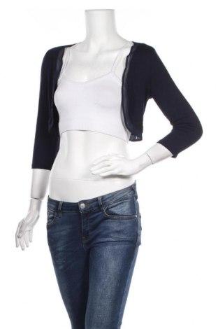 Μπολερό Vera Mont, Μέγεθος M, Χρώμα Μπλέ, Τιμή 7,73€