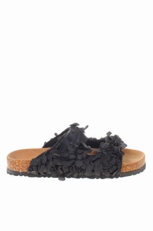Γυναικείες παντόφλες Colors of California, Μέγεθος 36, Χρώμα Μαύρο, Κλωστοϋφαντουργικά προϊόντα, Τιμή 24,33€