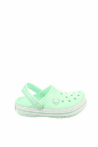 Γυναικείες παντόφλες Crocs, Μέγεθος 25, Χρώμα Πράσινο, Πολυουρεθάνης, Τιμή 20,21€