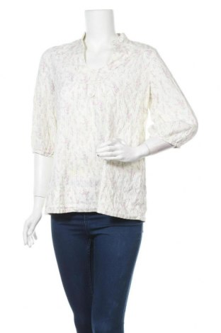 Γυναικεία μπλούζα Bon'a Parte, Μέγεθος M, Χρώμα Λευκό, Βαμβάκι, Τιμή 7,27€