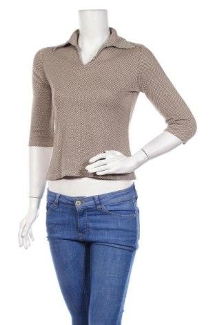 Γυναικεία μπλούζα Bossini, Μέγεθος S, Χρώμα  Μπέζ, 60% βαμβάκι, 40% πολυεστέρας, Τιμή 3,86€