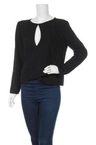 Γυναικεία μπλούζα Club Monaco, Μέγεθος M, Χρώμα Μαύρο, Πολυεστέρας, Τιμή 19,07€