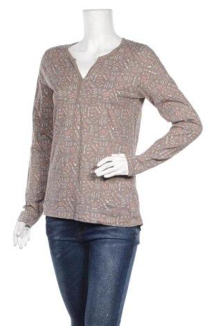 Дамска блуза Colours Of The World, Размер M, Цвят Бежов, Памук, Цена 5,88лв.