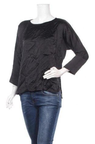 Γυναικεία μπλούζα Day Birger Et Mikkelsen, Μέγεθος S, Χρώμα Μαύρο, 95% μετάξι, 5% ελαστάνη, Τιμή 28,19€